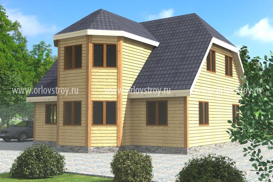 Строительство свайно ленточного фундамента Одинцовский район